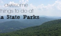 52 awesome things to do at Georgia State Parks