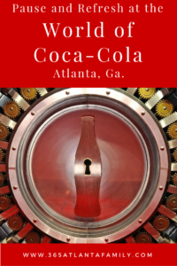 Pause And Refresh At Atlanta S Amazing World Of Coke Video