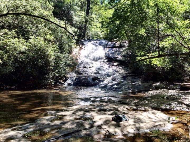 Helton Creek Falls - Blairsville - ideas from 365 Atlanta Family