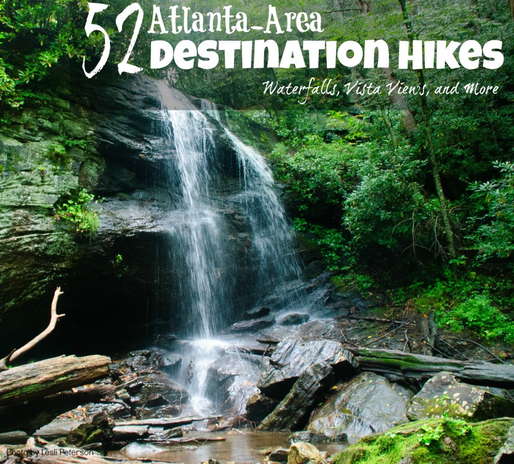 52 atlanta destination hikes waterfalls