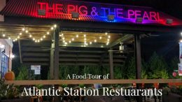Atlantic Station Restuarants