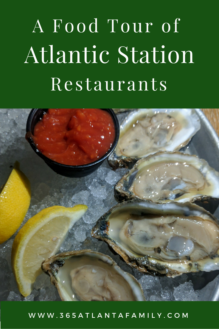 atlantic station restaurants
