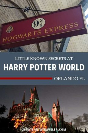 Learn the 'secret' things to do at Universal's Harry Potter World that aren't on the brochure, posted on the website or even in most reviews. #harrypotterworld #universalstudios #unviversalstudiosharrypotterworld #diagonalley #hogsmeade