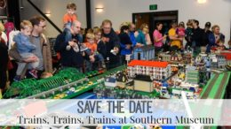 trains southern museum