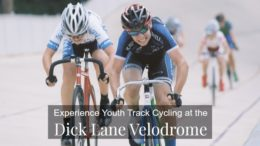 Dick Lane Velodrome Youth Cycling Program