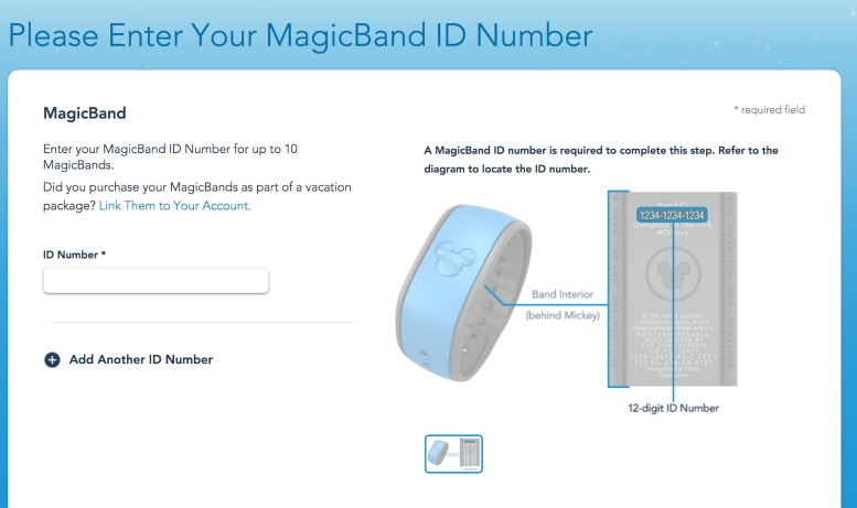 How do you link Memory Maker to your MagicBands