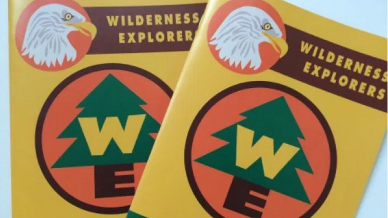 Disney's Wilderness Explorer Handbook is one of the cool things to do in Disney World