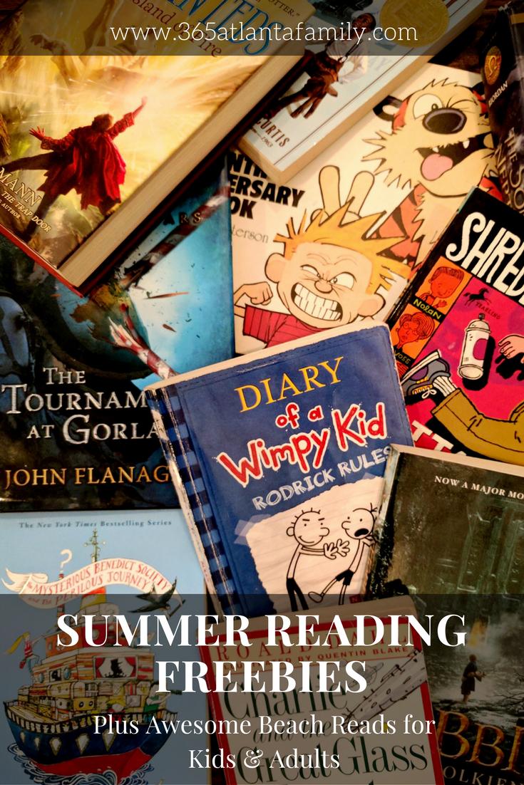 Summer Reading Program and Freebies