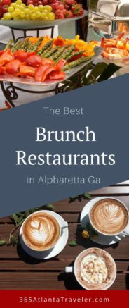 When you think of world class dining, you don't normally think of the suburbs. But the Alpharetta restaurants on this list are dining destinations that coax even city-folk to travel. Find the brunch restaurants the locals don't want you to know about.