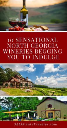 Although wine grapes have been growing in North Georgia for hundreds of years, Georgia's wineries didn't receive much notice until the late 1990s and early 2000s. However, once they started gaining attention, the wineries of the North Georgia Mountains really took off, with new ones seemingly appearing overnight. Here, we take a look at some of the region's award-winning wineries where you can enjoy your favorite merlot, chardonnay or cabernet franc while taking in the mountain views.