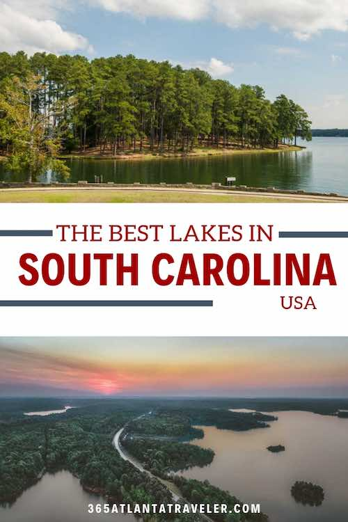 South Carolina is home to some of the best lakes in the country!  Every type of popular recreational water activity can be found here, including world-class fishing, boating, swimming, and water sports!