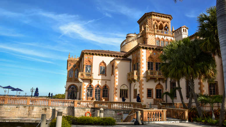 The Ringling is one of the things to do in Sarasota that first timers shouldn't miss.
